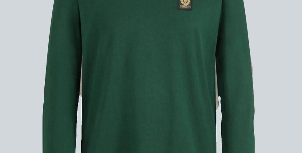Belstaff L/S T-Shirt Pine Green