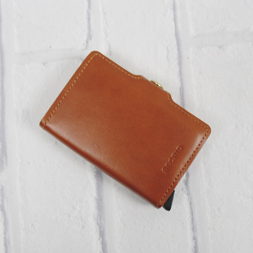 Secrid Twinwallet Tan Leather