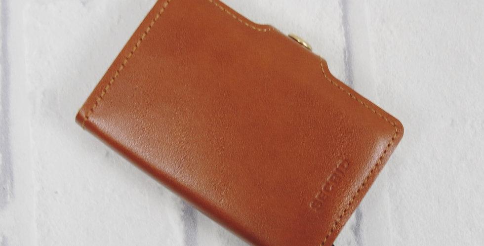 Secrid Twinwallet Tan Leather