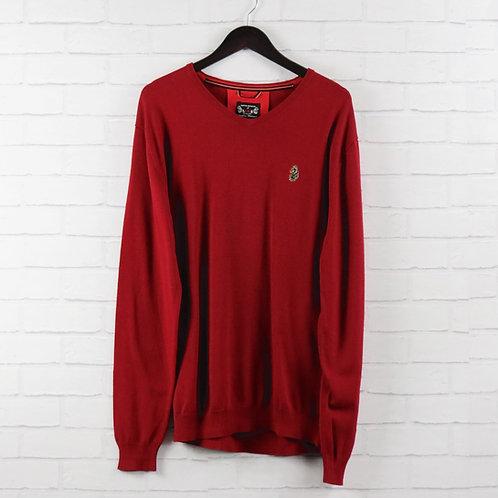 Luke 1977 Red Cotton V