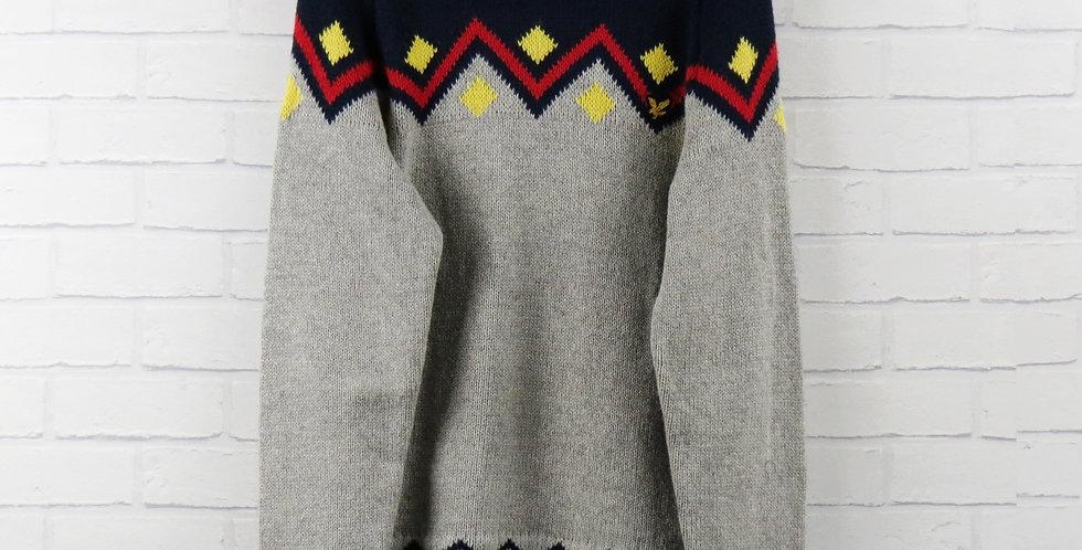 Lyle & Scott Pattern Knit