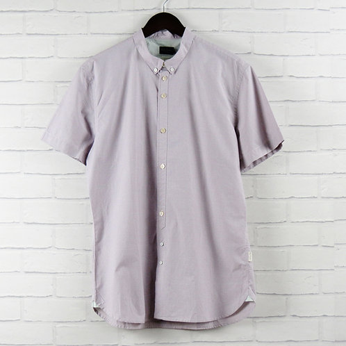 Paul Smith Lilac Gingham Shirt