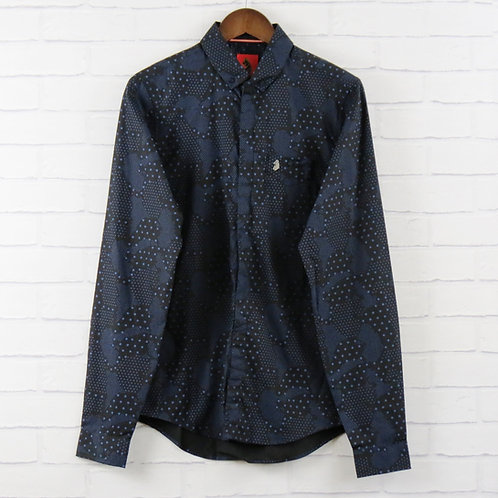 Luke 1977 Black Bailey Shirt