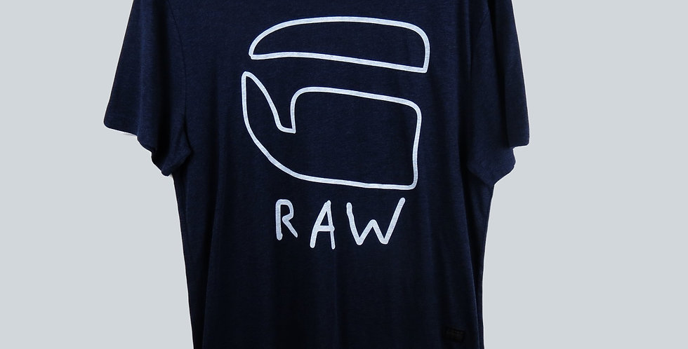 G-Star Raw Navy Brons T-Shirt