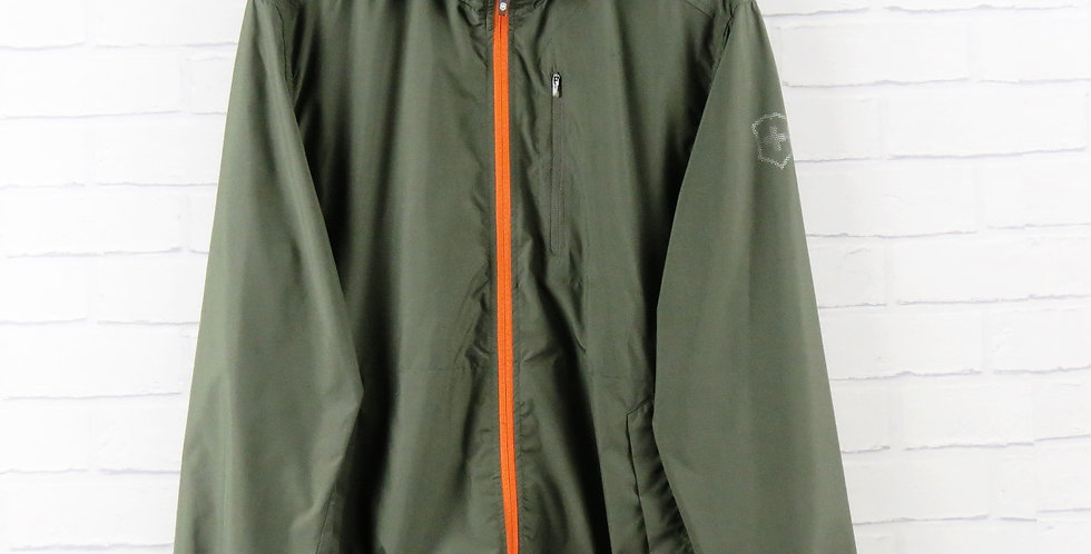 Green Clipper Jacket