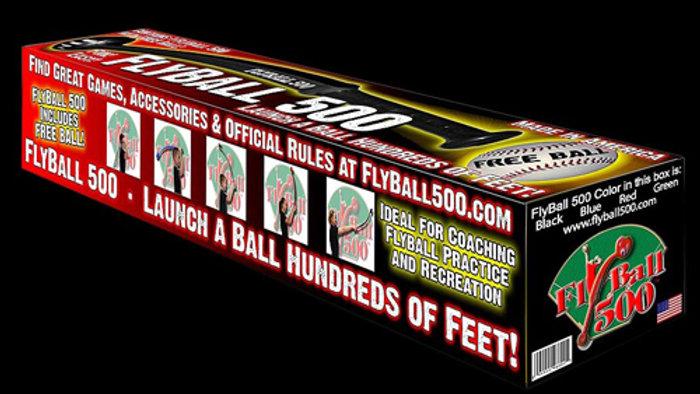 Flyball 500 Baseball Training Device