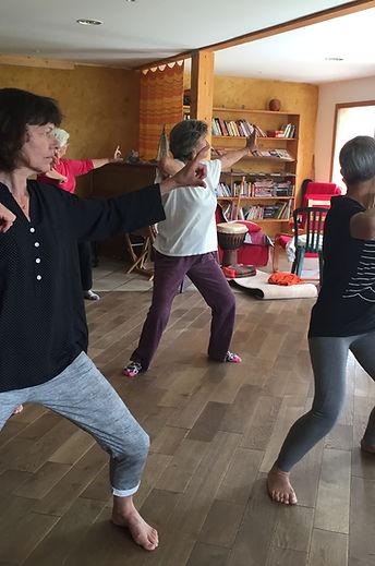 Qi Gong équilibre souffe et santé