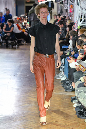 jan for martine rose menswear aw20 lfw