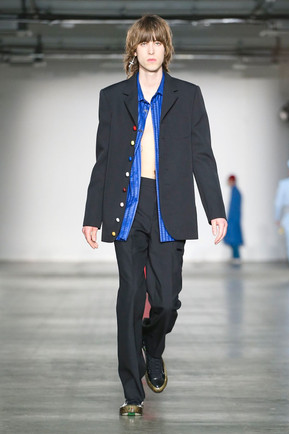 leonard for 8on8 menswear aw20 lfw