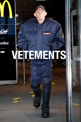 adam opening for vetements spring summer 2020 show