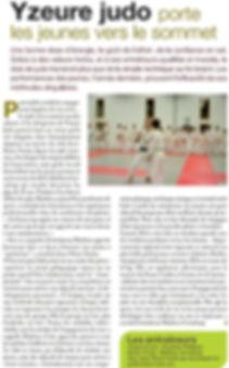 entrainement judo / Mathieu CORNELOUP / Charlène PETITJEAN / Yzeure judo