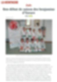 Yzeur judo / Abel DURON / Eloïse LE ROUX / Marilou GONTHIER / Flavien VIALLET / Titouan DELPUECH / Mathéo PASTURAL / Yanis EL OMARI / Charlotte DAUBINET / Marie VALLEE GOUDOUNEIX / judo / médailles