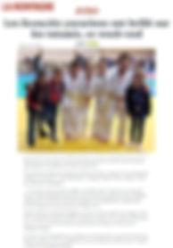Yzeure Judo / Touroi de Judo / médailles / Clément PASURAL / Clément ALLIGROS / Yanis DELATOUR / Enzo SOARES CORREIA / Timéo MANGERET DORIGOT / Jérémie FERRET /  Anna ALLIGROS