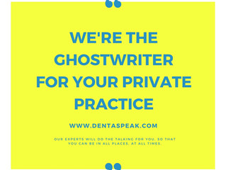 Dental and Medical Freelance Writing