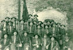 Scouts de Neufchâteau en 1919