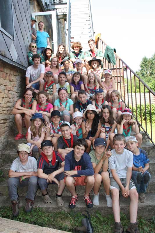 Camp Louveteaux 2013
