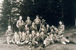 Les Scouts en 1923