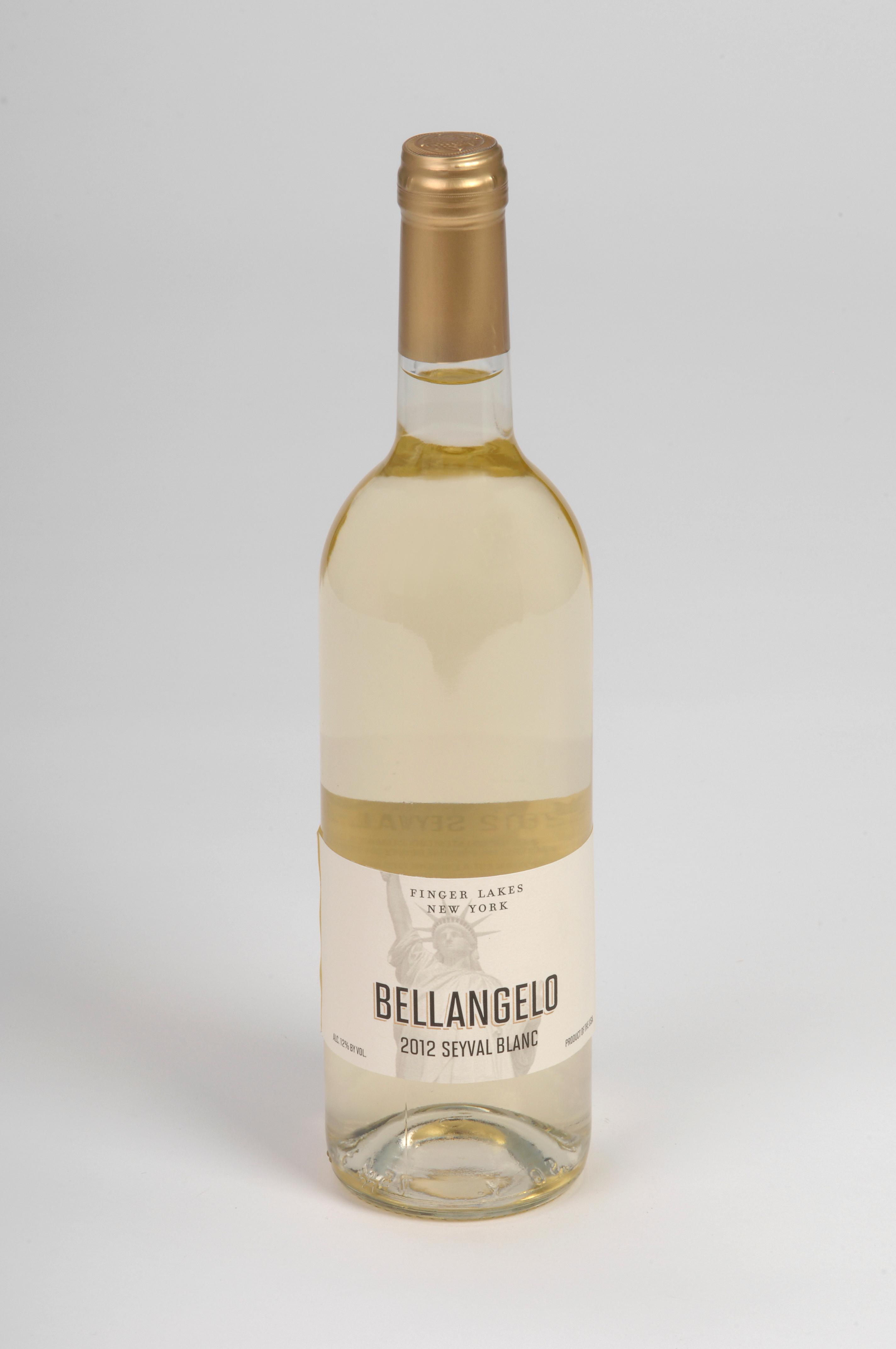 Seyval Blanc 2012