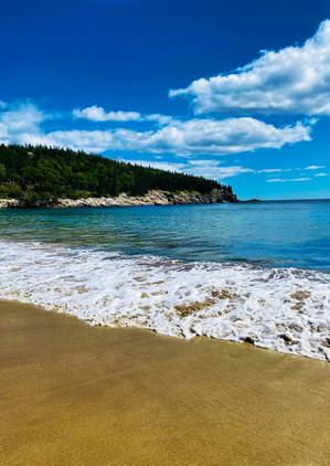 Sand Beach (Acadia, Maine)