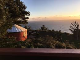 Treebones Glamping Resort, Big Sur