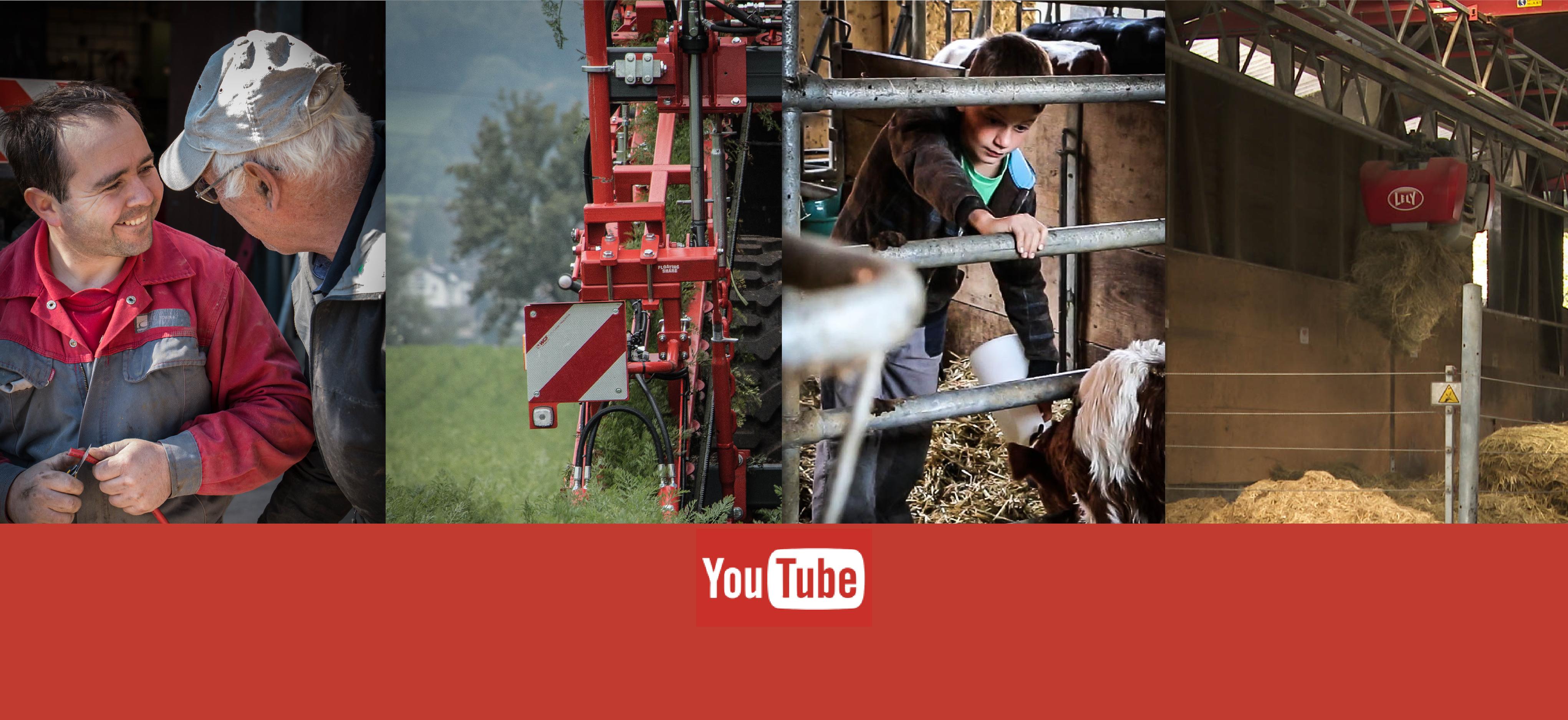 Weiter zu unserem YouTube Kanal