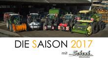Trailer: Die Saison 2017 mit Oskar Schenk
