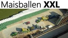 Maisballen XXL - Remund Farm Work,  F. Frossard & Fils et Waber SA
