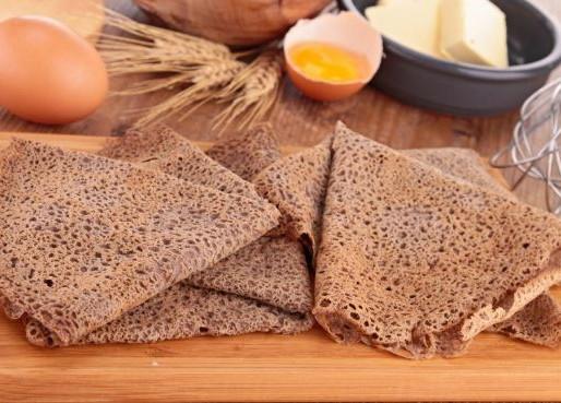 La galette de blé noir