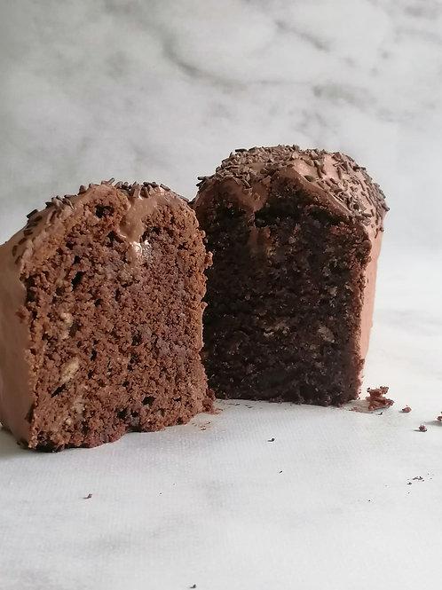 Cake moelleux chocolat tonka