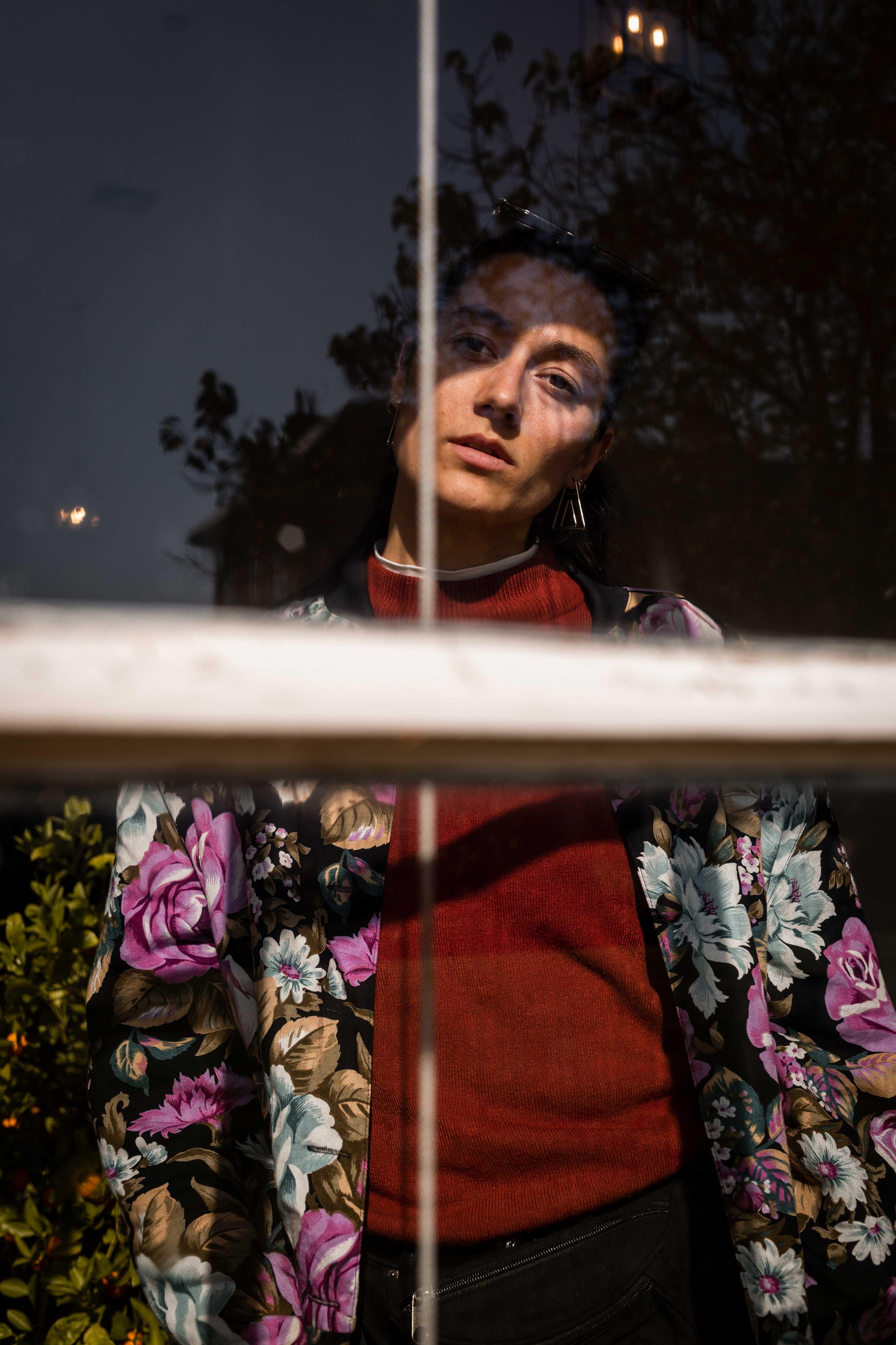 Milan Nechvatal portrait photography