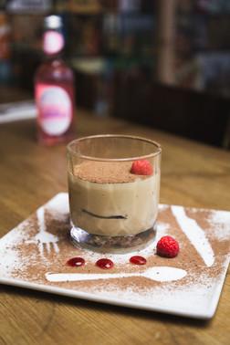 tiramisu - food photograph