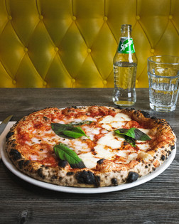 Pizza - food photography
