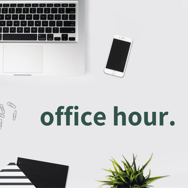 office hour.