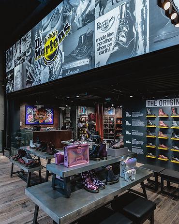 Dr Martens Shop HD - Credits Gaetan CLEM