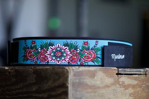 Mander's Signature Velcro Belt