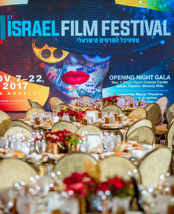 Israeli Film Festival Luncheon 2017  Behind-the-Scenes
