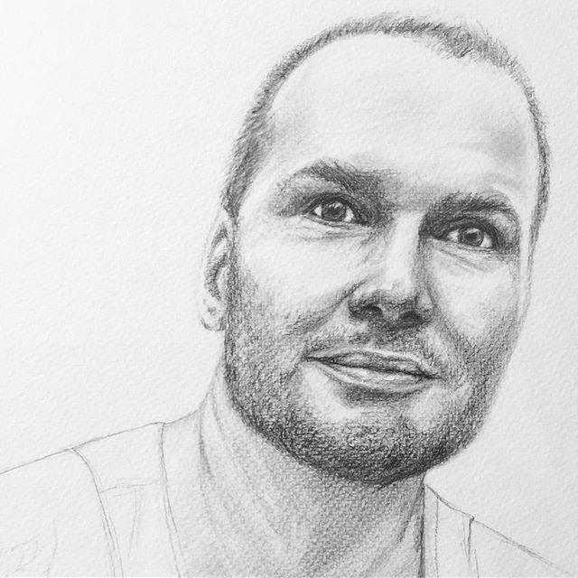 Christians Portrait from the portrait of