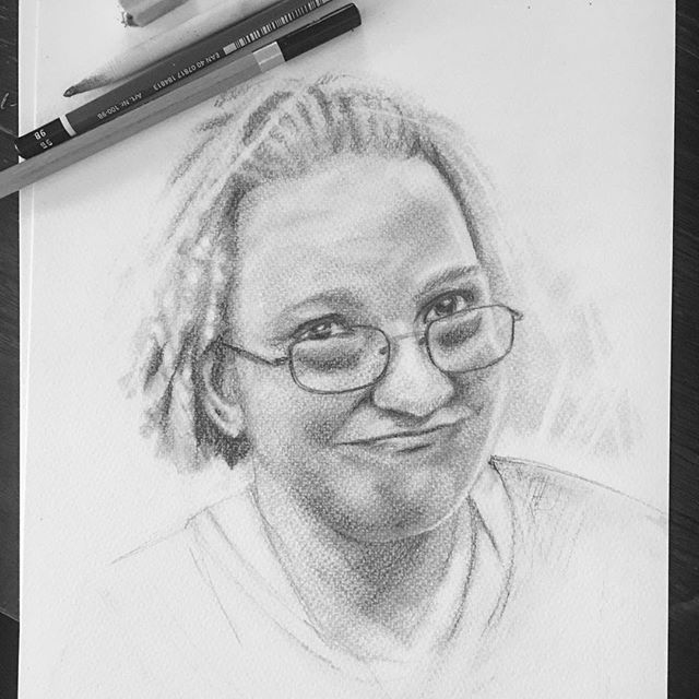 @newhopecare another portrait finished t