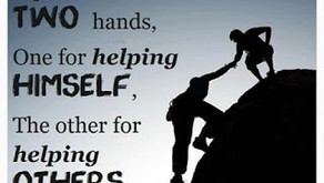 Do you have helping hands?