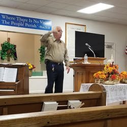 +ANDY PREACHING 10-6-19.2square