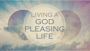 Pleasing people, or pleasing God?