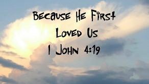 God loves us even when . . .