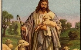 Safe in the Hands of the Good Shepherd