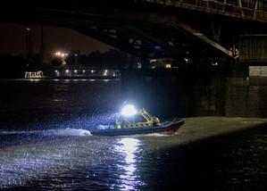 Már a rendszerbe állítás előtt bevetették a dunai sürgősségi mentőhajót