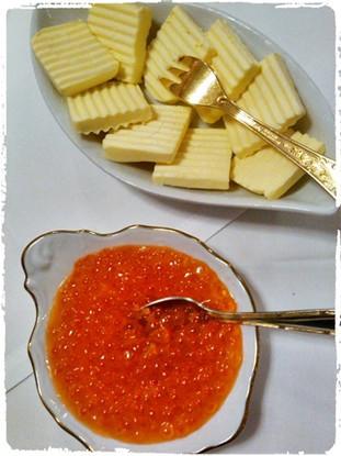 Roter Kaviar