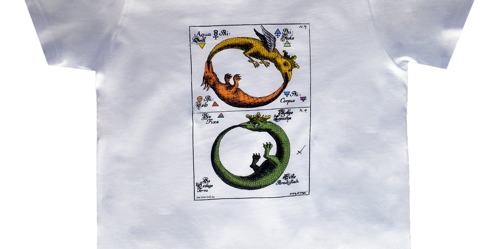 The Eternal Ouroboros Tee