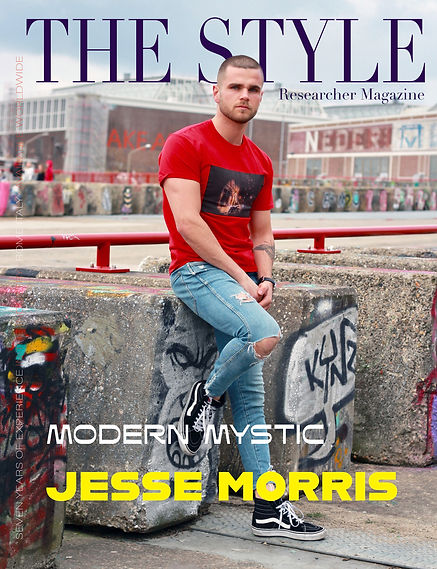 The Style Researcher Magazine Jesse Morr