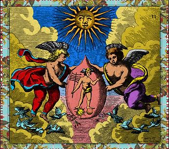 Mercuruius In The Philosophers Egg