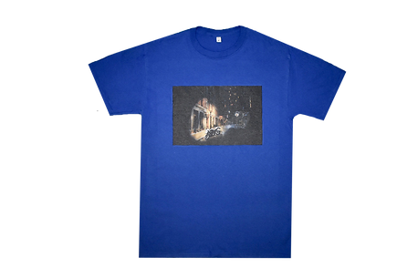 Royal Blue Nighttime Tee