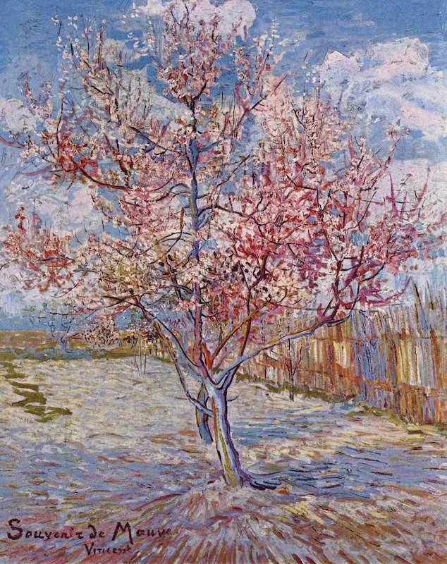 Painter Vincent Van Gogh's Souvenir de Mauve